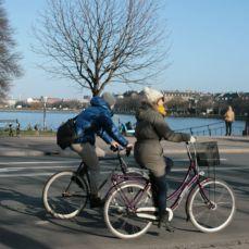 Dronning Louises fietser 47