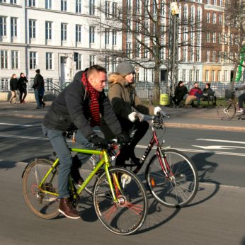 Dronning Louises fietser 28