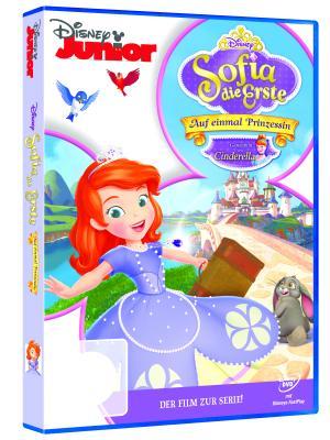 """Sofia die Erste - Auf einmal Prinzessin! Fotonachweis """"© Disney"""