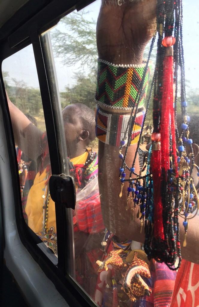 Sieraden Kenia 2016