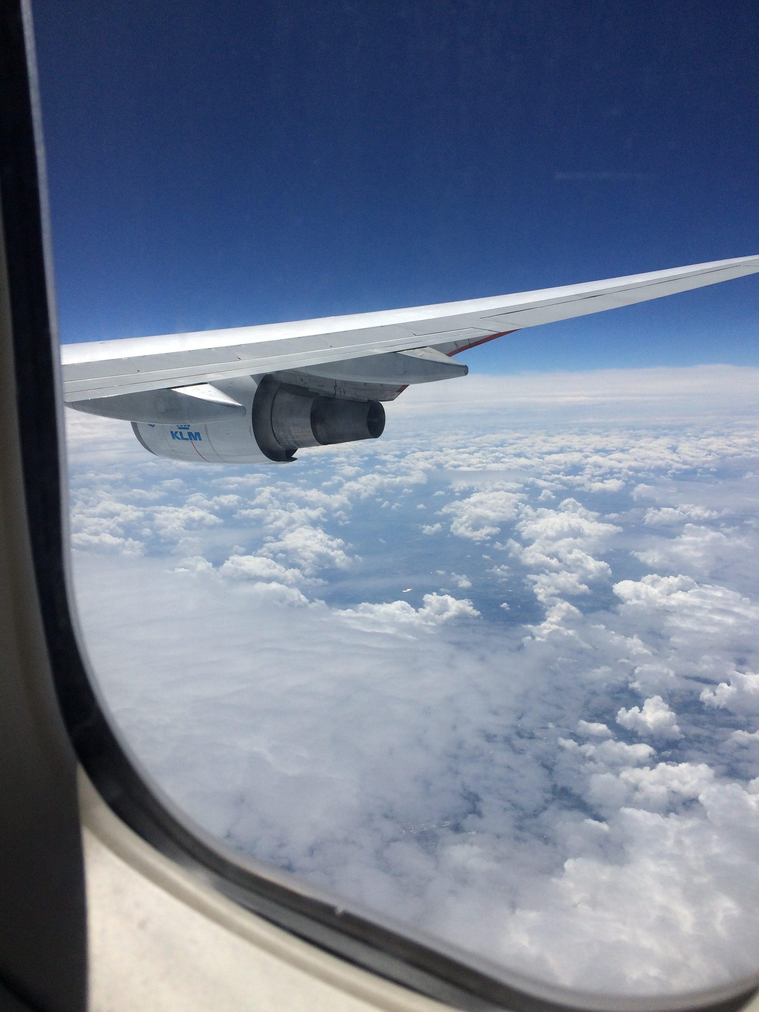 Vliegtuig 2016