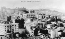36 NOB Hill San Francisco (vorderseite)