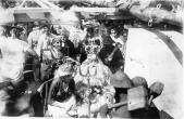 Neptun kommt an Bord 1.Oktober 1926