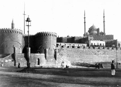 126 Cairo Zitadelle AlabasterMoschee (vorderseite)