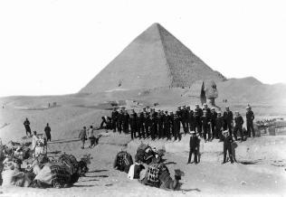 128 Cheopspyramiden 1 (vorderseite)