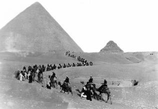 129 Cheopspyramiden 2 (vorderseite)