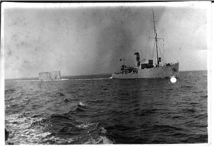 Schleppschiff