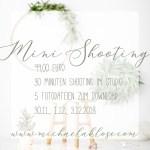 Mini Shooting zu Weihnachten Weihnachtsfotoshooting