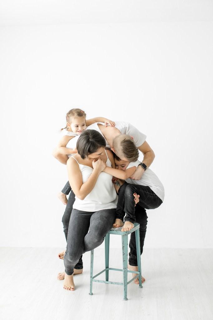 Familienfotos Heilbronn Ludwigsburg Familienfotograf Michaela Klose kleiner Nordfuchs