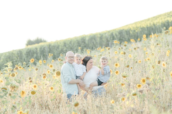 Summerlove // Familienfotos in der Natur