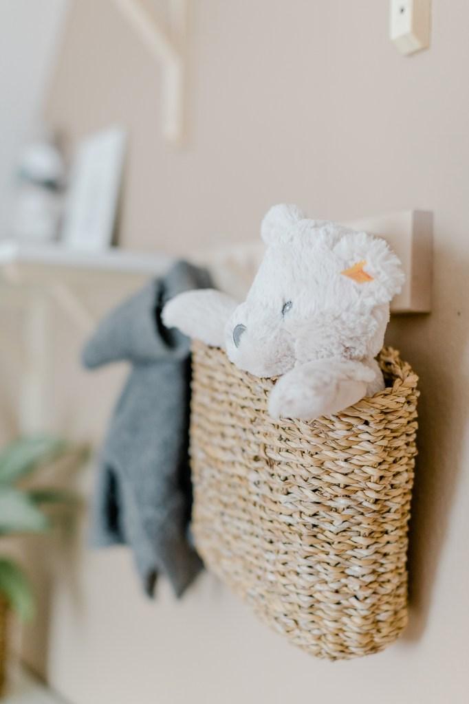 Babyzimmer Nursery Detail