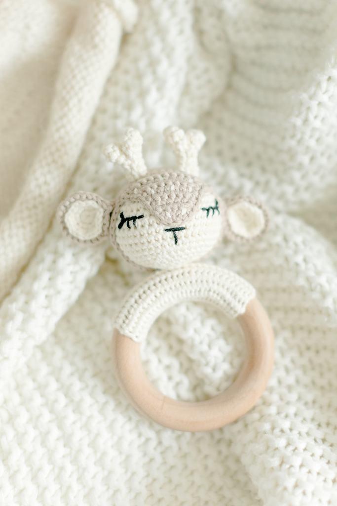 Babyrassel DIY Newbornfotos