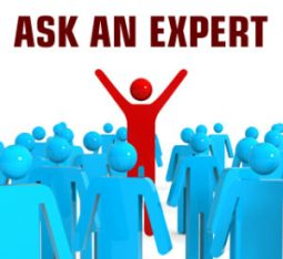 Ask an Expert graphic for blogpost that you are an expert in your field, Michael Kleiner Public Relations & Web Design
