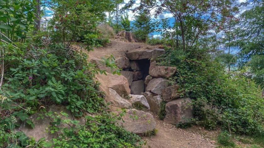Räuberpfad Höhle