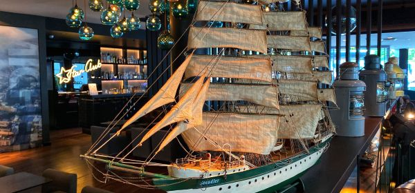 Segelschiff Seeadler