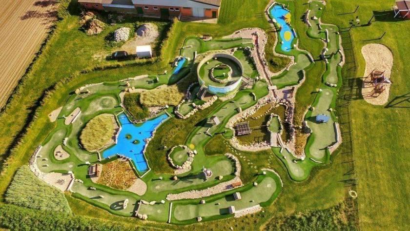 Adventure Golf Luftbild