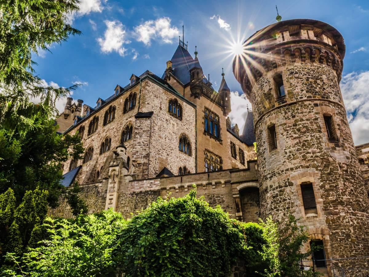 Schlossturm Wernigerode
