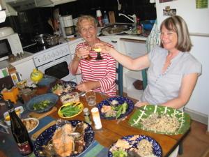 Ritva's feast