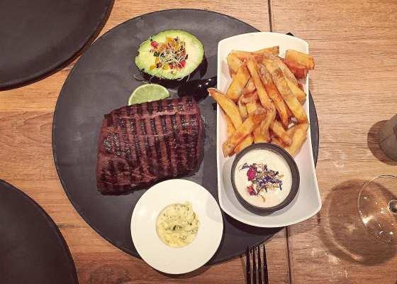 Steak Wien Door No 8