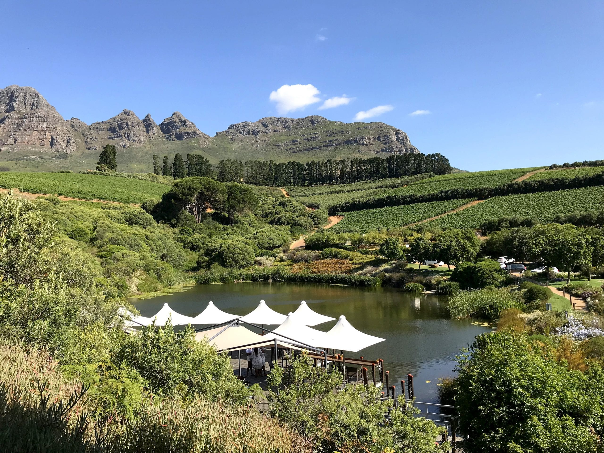 Südafrika Hidden Valley Wine Stellenbosch