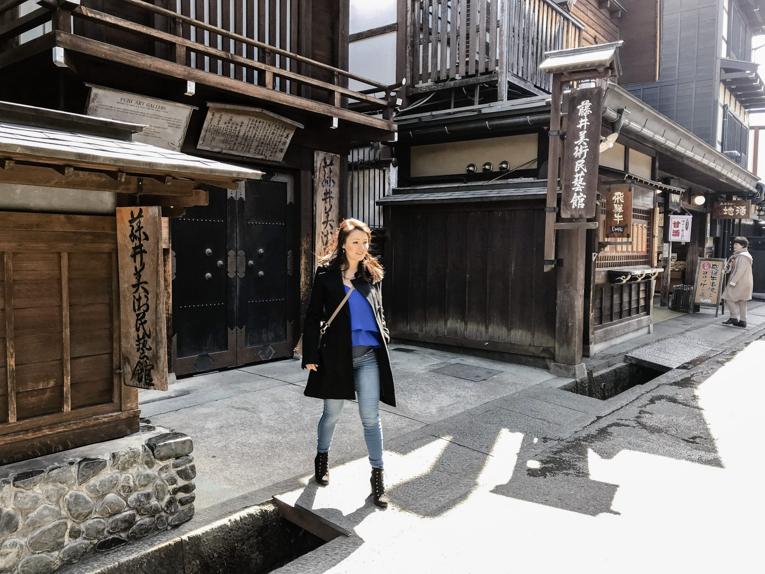 Japan Rundreise Highlights Takayama Japan