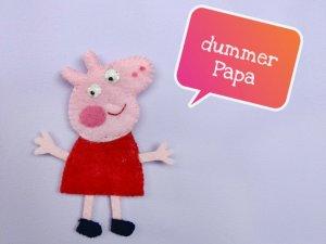Warum meine Tochter mich dank Peppa Wutz für dumm erklärt