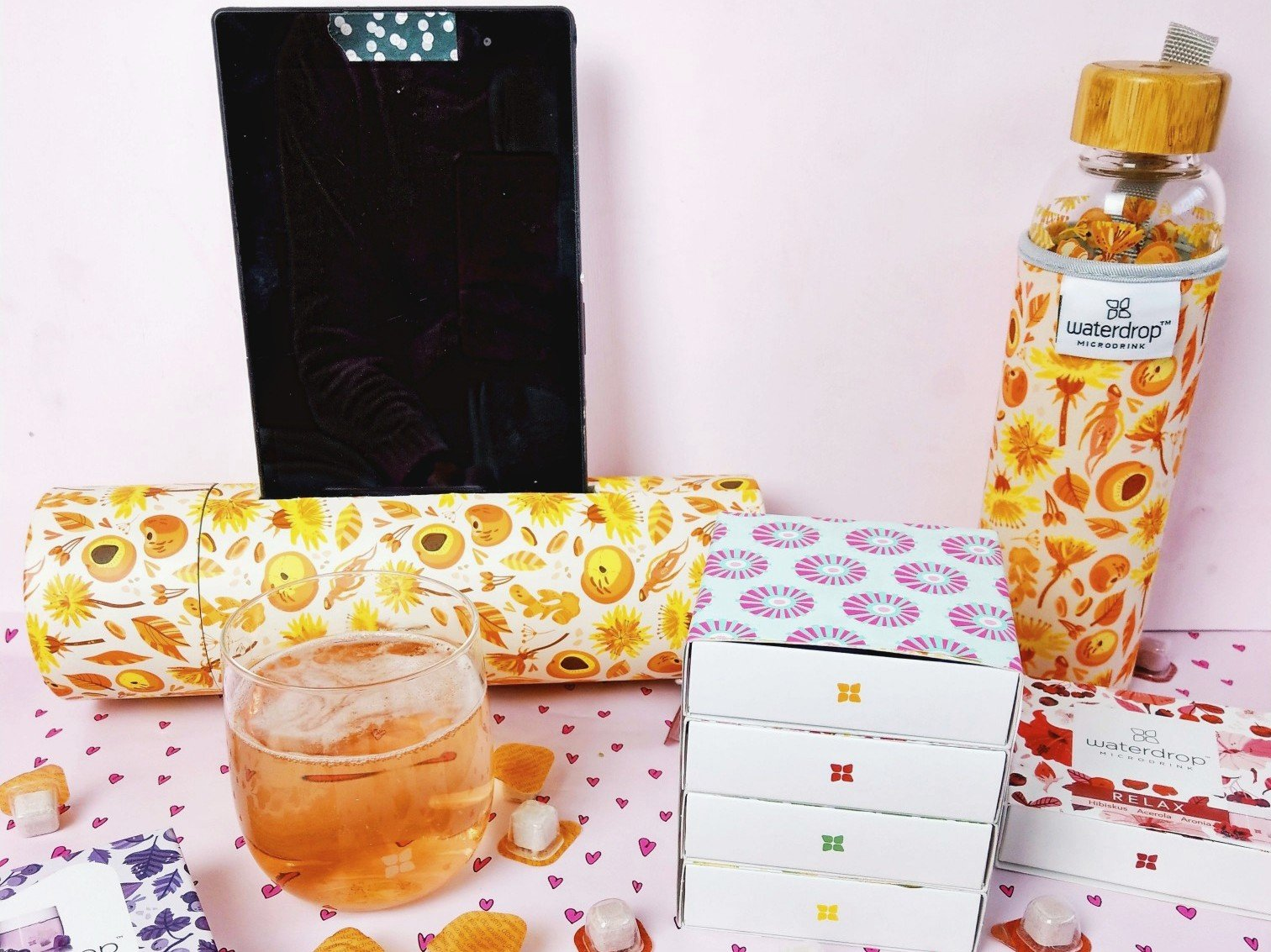 Tischorganizer und Tabletständer selber machen – DIY Ideen mit waterdrop™