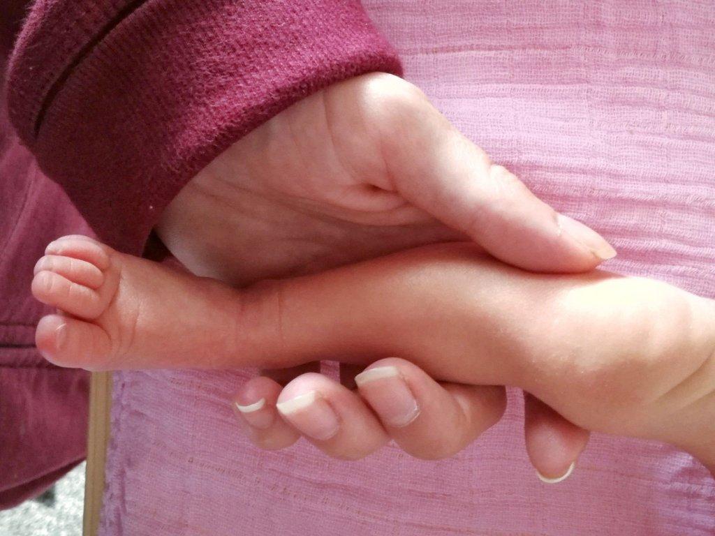 Am 17.11 ist der Welt-Frühgeborenen-Tag. Gemeinsam mit Pampers Bericht ich im Rahmen diesen Tages über meine frühgeborene Tochter