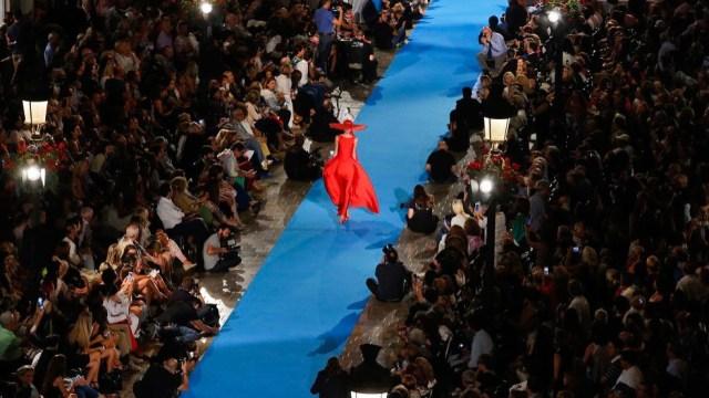 Pasarela Larios Málaga Fashion Week