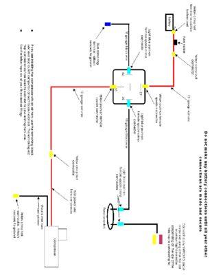kleinn train horn wiring diagram  2010 chevy hhr radio