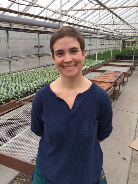 Jenny - Greenhouse Staff