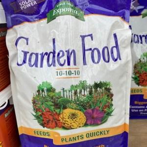 Espoma Garden Food 10 10 10
