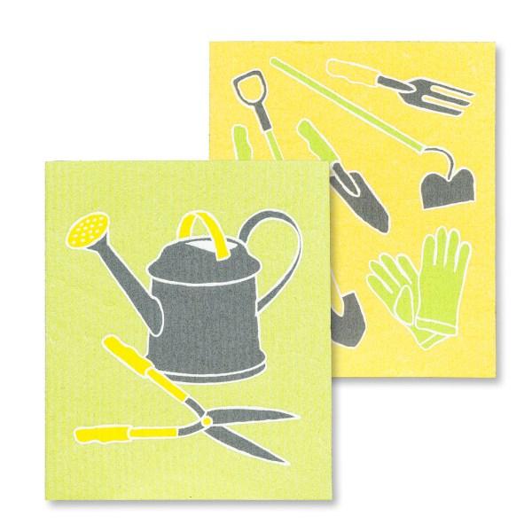 Garden Tools Dishcloths