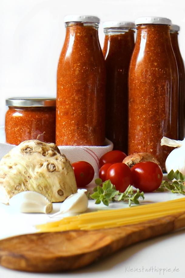 Bolognese vegan
