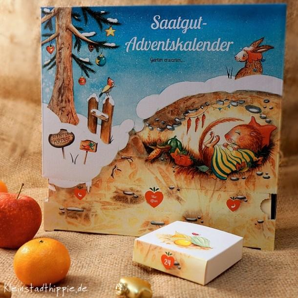 Saatgut-Adventskalender