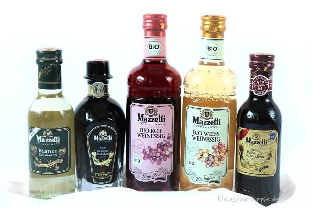 Sommer-Rezepte mit Aceto Balsamico di Modena Mazzetti l'originale