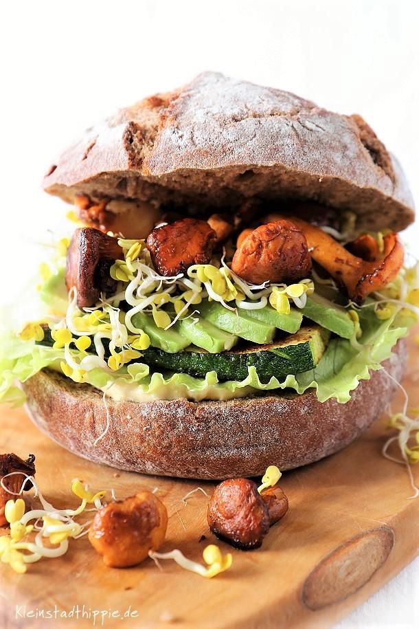 Veggie-Sandwich