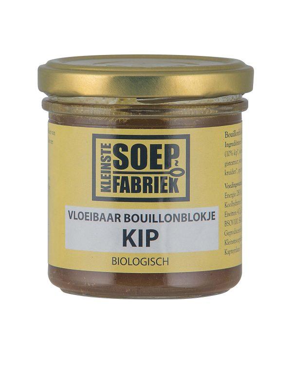 Kleinstesoepfabriek Soepfabriek Biologisch Bio Soep Kippenbouillon Kippensoep Bone broth Bouillon bouillonblokje