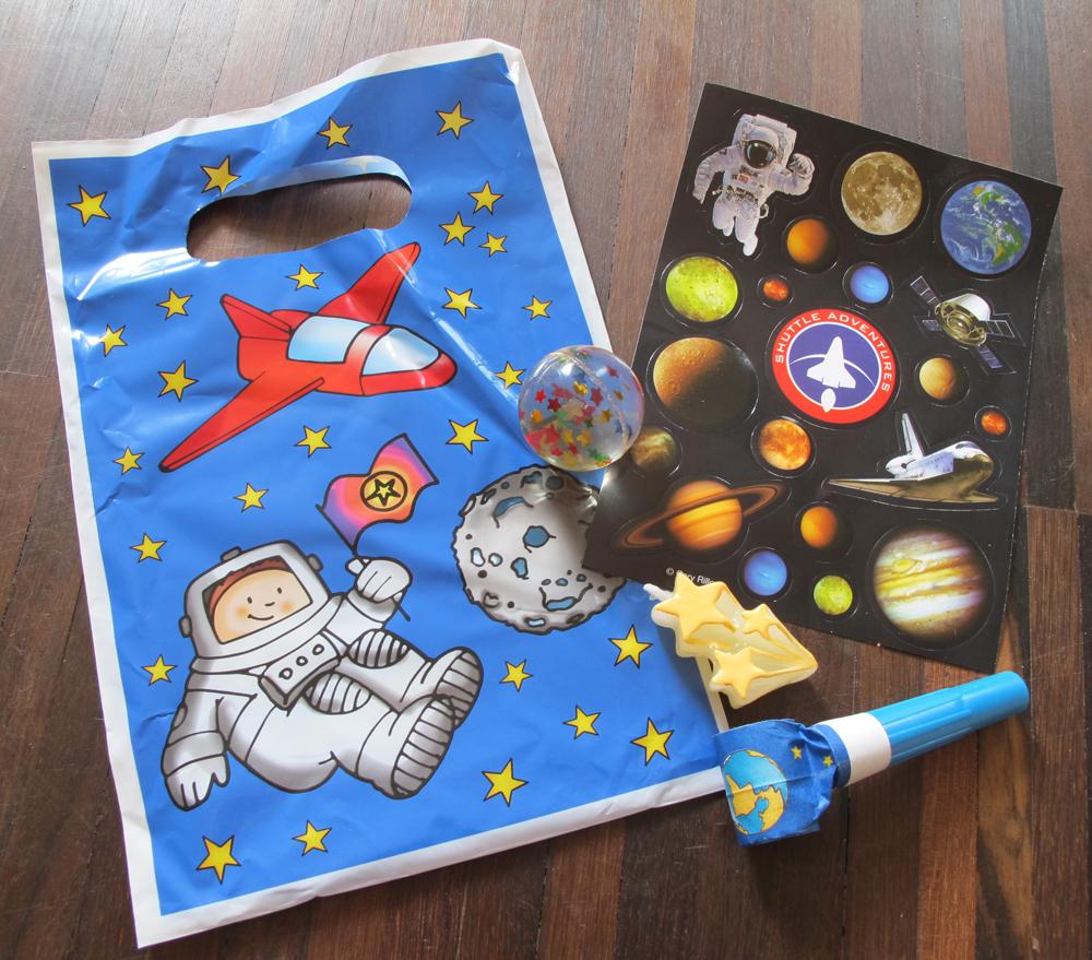 (Deutsch) Weltraum : Kindergeburtstag