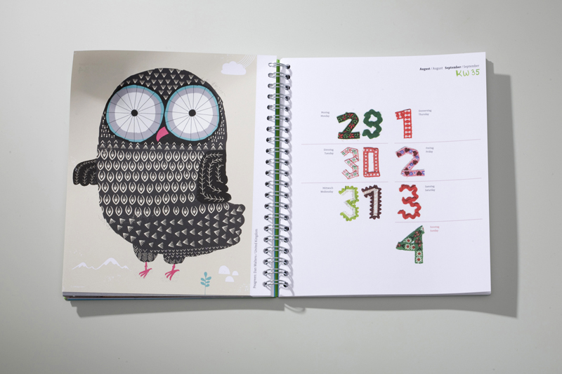 Play! Design for Kids : Kalender
