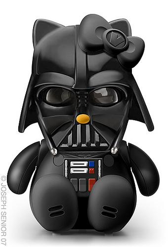 Star Wars + Hello Kitty = Joseph Senior