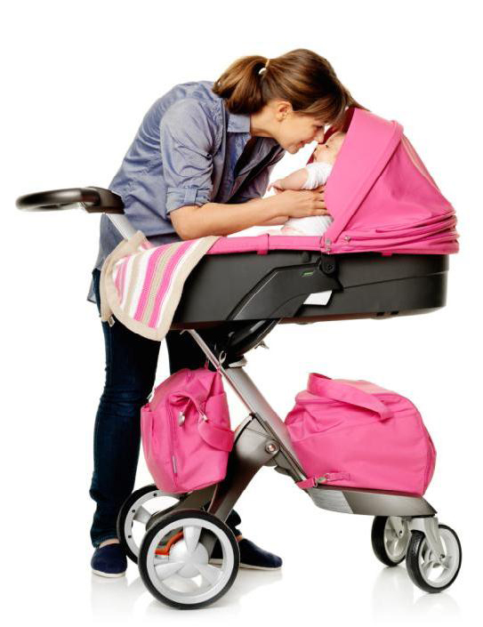 Stokke Limited Edition : Think Pink