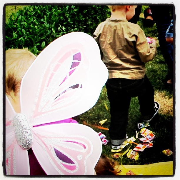 Reale Parties : butterfly festival auf kleinstyle.com