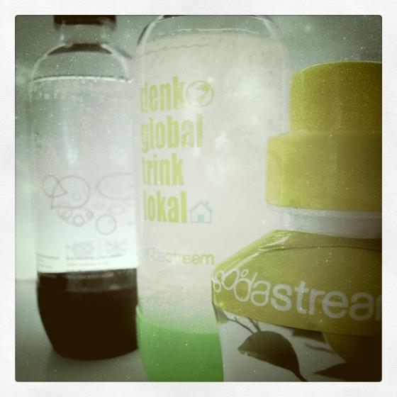 Im Test : SodaStream's limitierte Umwelt Edition
