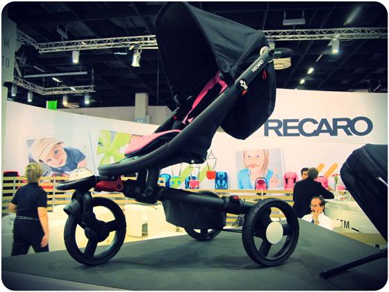 Kinderwagen : hundert Marken, tausend Trends