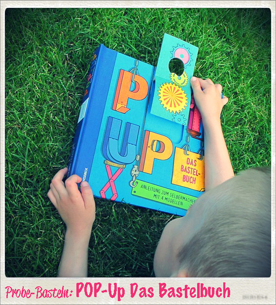 Lesen + Basteln : POP-UP.