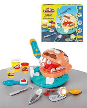 Kranke Kinder beschäftigen : mit Play-Doh!