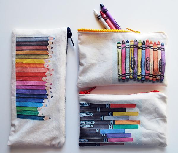 (Deutsch) Stiftetaschen : raffiniert und selbstgemacht!