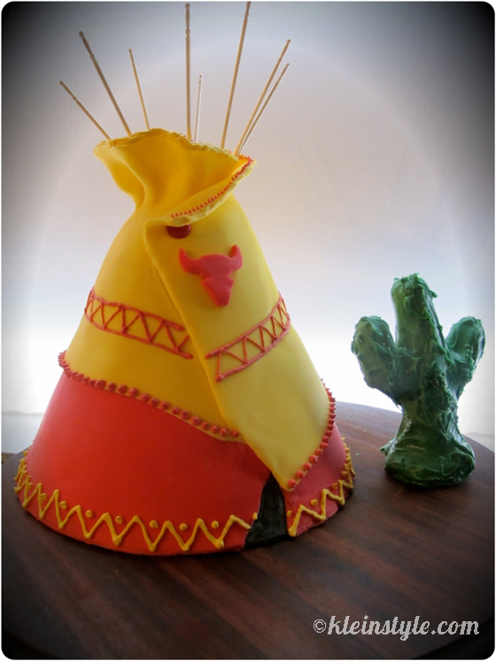 Tipi Kuchen : Cakes and more on kleinstyle.com