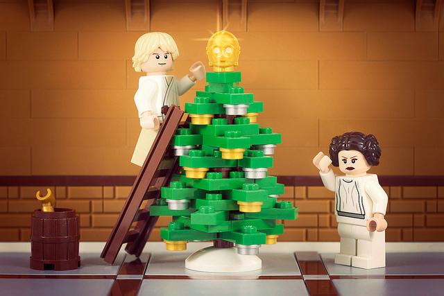 (Deutsch) Star Wars Weihnachten : Christbaumschmuck